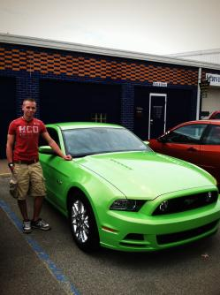 iroczperformance 2014 Ford Mustang