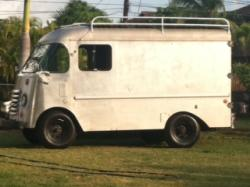 DaHawn 1964 Ford Step Van