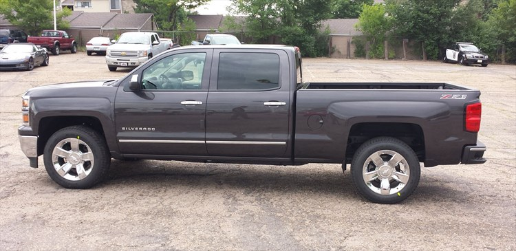 Sanforce 2014 Chevrolet 1500 Extended Cab Specs Photos Modification Info At Cardomain