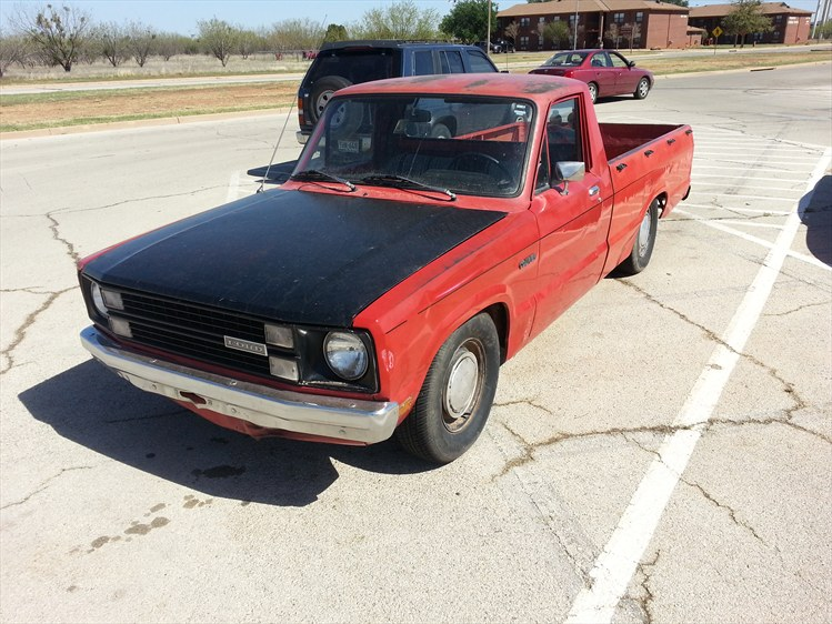 Firstcarsatellit 1978 Ford Courier Specs Photos