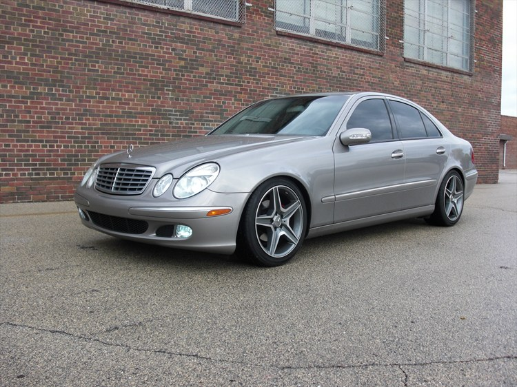 midwestgerman 39 s 2003 mercedes benz e class in chicago il