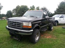50NYASS 1996 Ford F250 Super Duty Regular Cab
