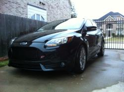 djrawlings 2013 Ford Focus ST