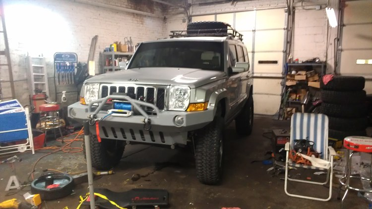 wolfman1722 2008 Jeep Commander