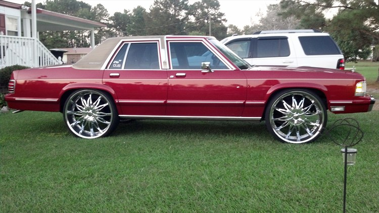 WaylandBridgers 1991 Mercury Grand Marquis Specs Photos