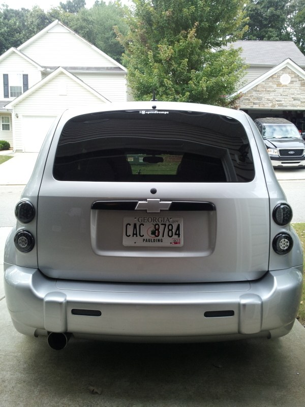 Couple New Pics...Added Hella Supertones Behind Front Grill - 16349900
