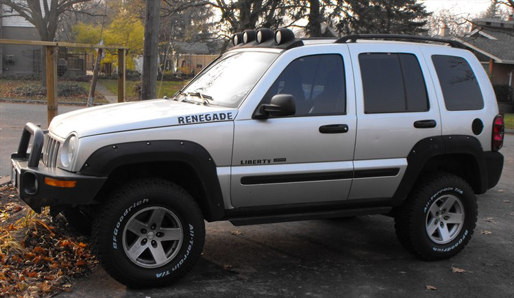 SweepnChoke 2002 Jeep Liberty Specs Photos Modification Info at