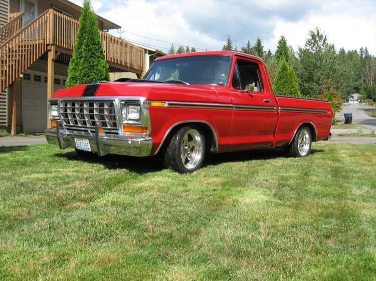 78 Forge 1978 Ford F