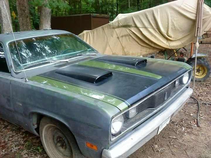 70340duster 1970 Plymouth Duster 16209998