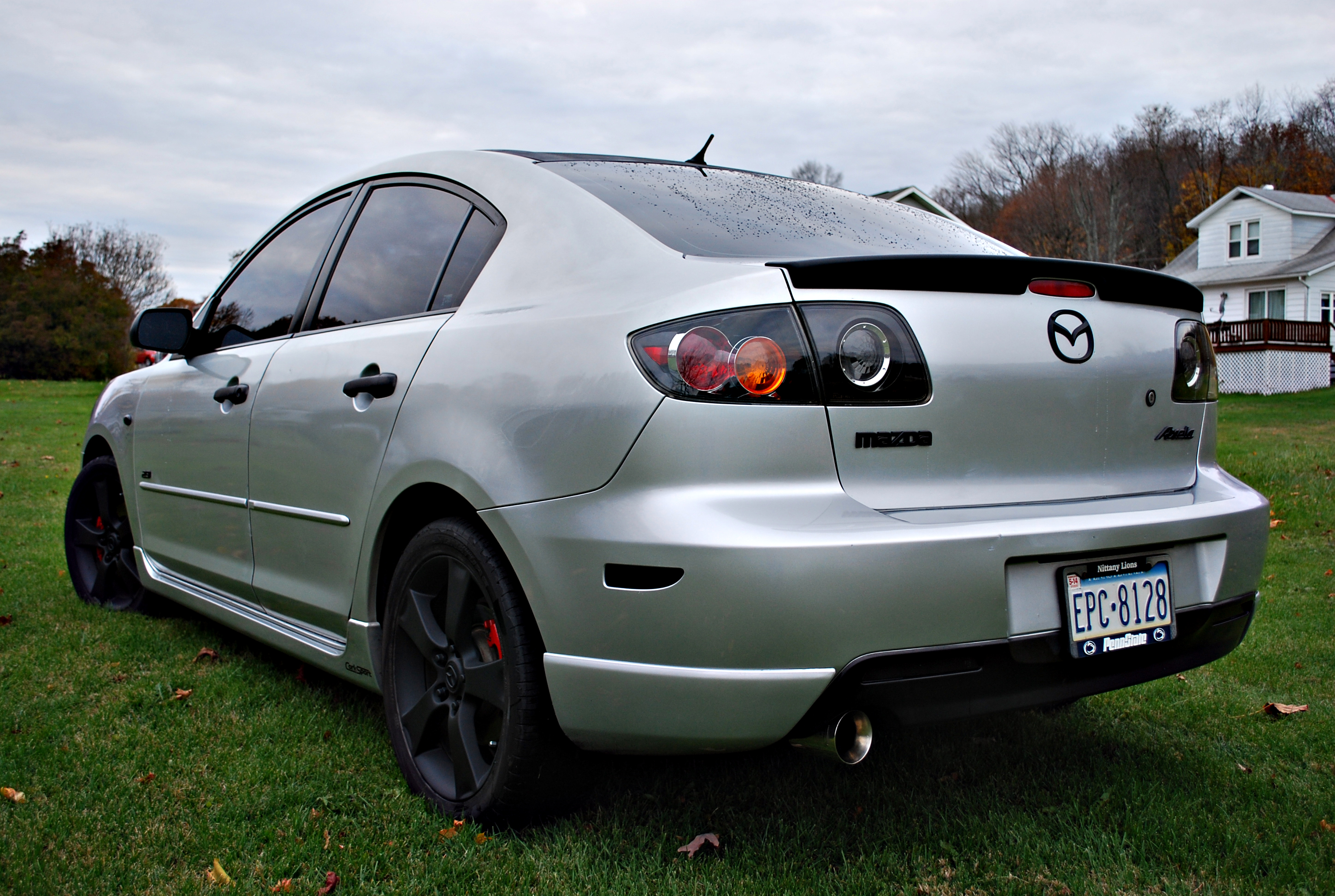 2006 mazda 3 i sedan related infomation specifications. Black Bedroom Furniture Sets. Home Design Ideas