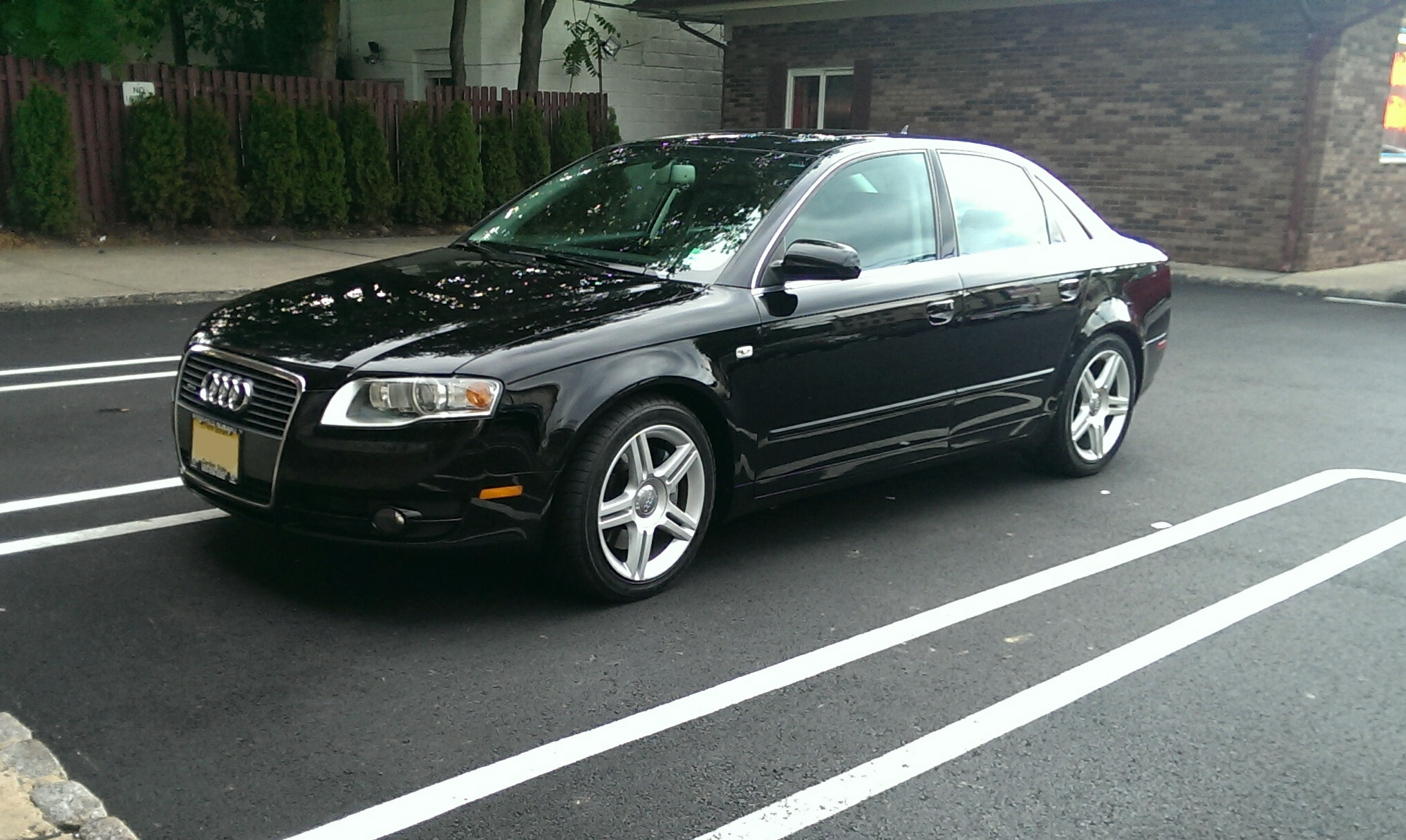 rickysmx5 2007 audi a42 0t quattro sedan 4d specs photos. Black Bedroom Furniture Sets. Home Design Ideas