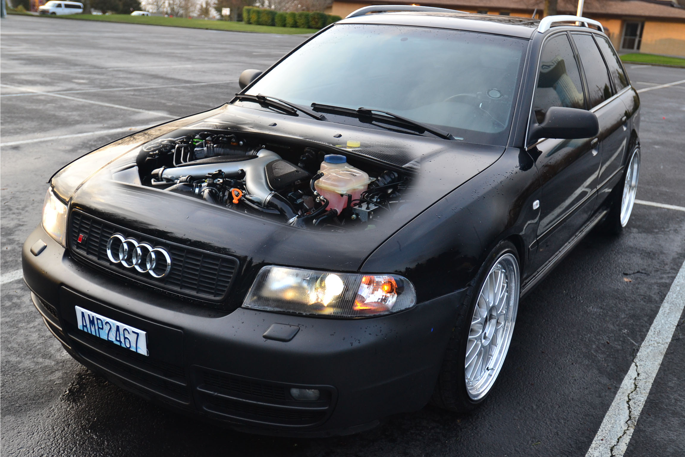 Sethparshall 2001 Audi S42 7t Avant Wagon 4d Specs Photos