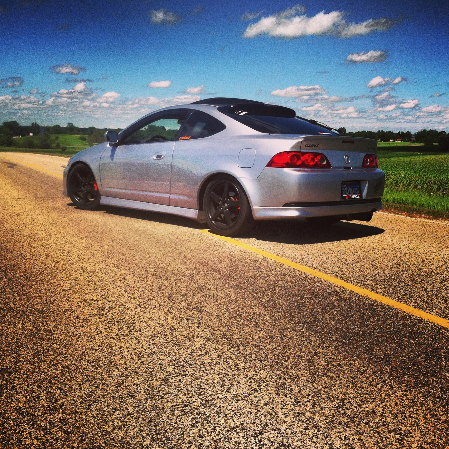 LILBIG 2005 Acura RSXType-S-Hatchback-Coupe-2D Specs