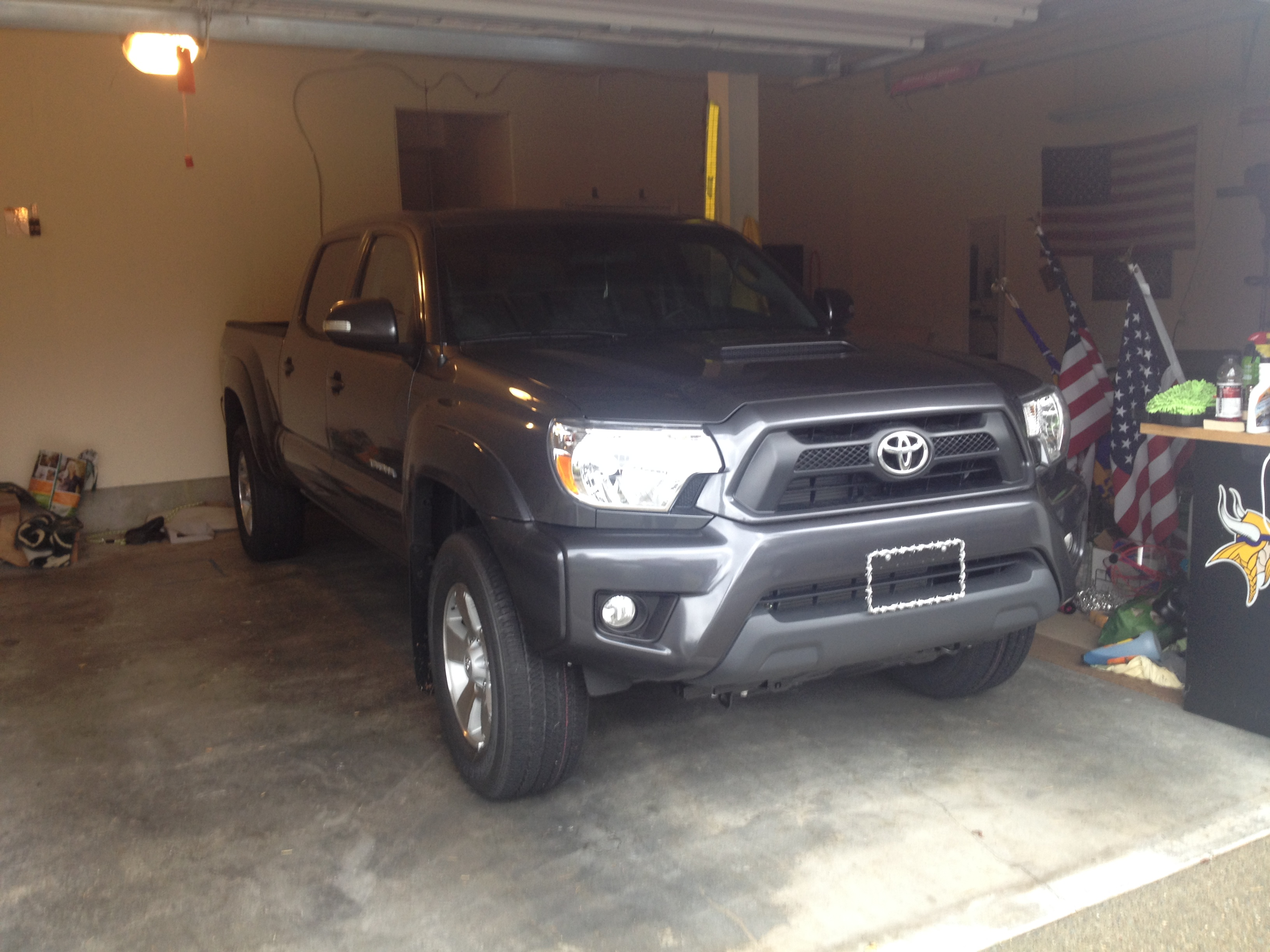 access crash test cr side tacoma toyota cab pole