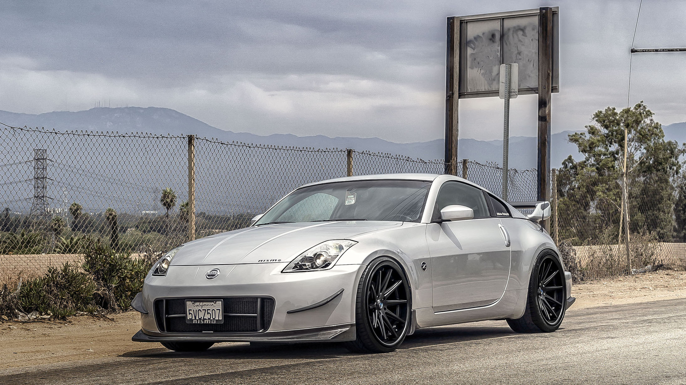 350z Nismo Cruzin Around  - 19077053