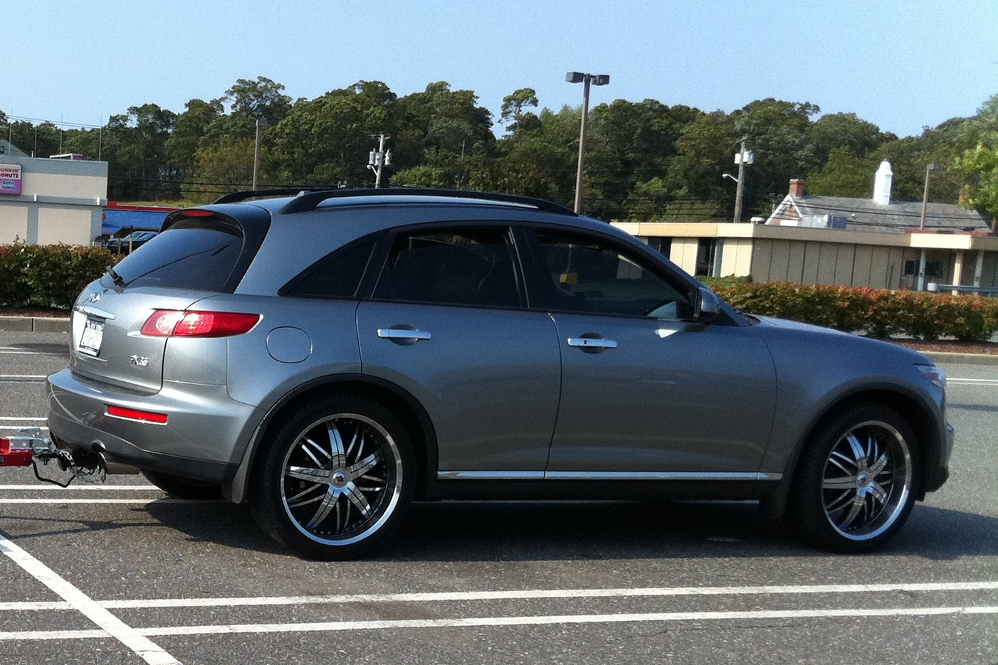 Presucio Infiniti Specs Photos Modification Info At