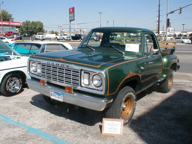 sdweatherman 1977 Dodge Power Wagon 19018012