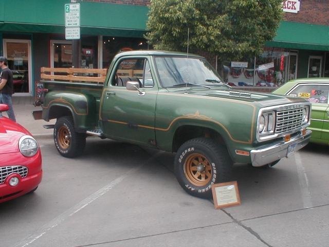 sdweatherman 1977 Dodge Power Wagon 19018014