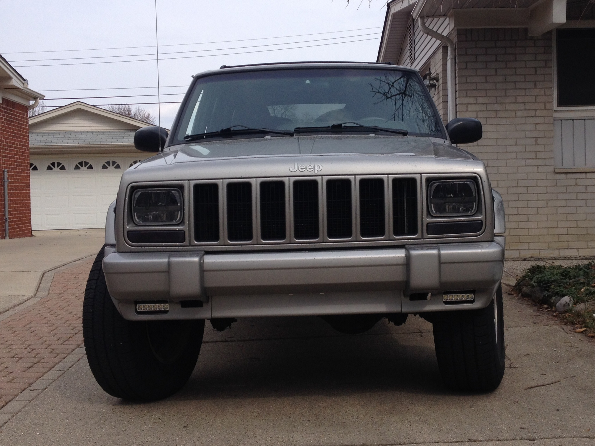 truck-lite & rigid led front end: feedback wanted. - jeepforum