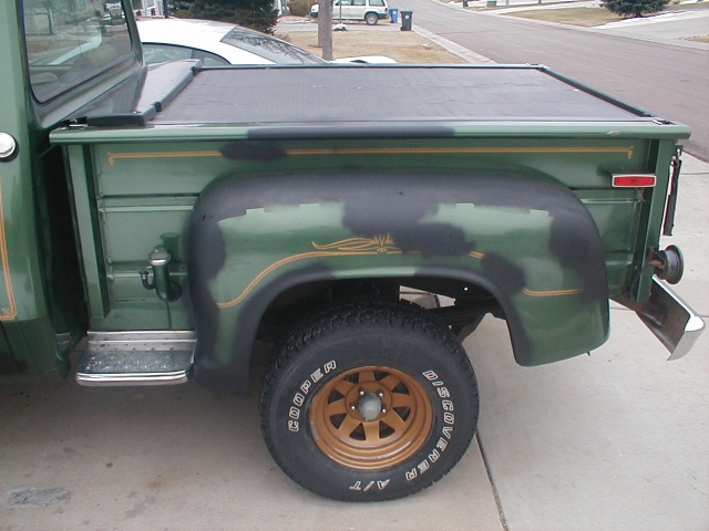 sdweatherman 1977 Dodge Power Wagon 19018006