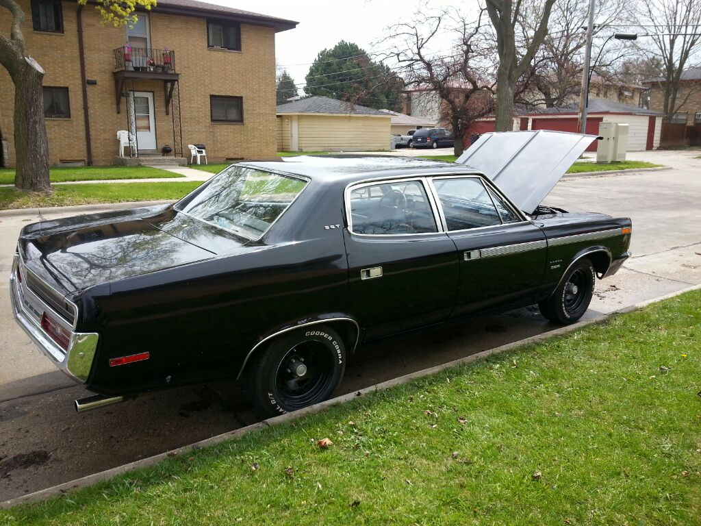 1970 AMC REBEL SST 304 5.0 - 19129091