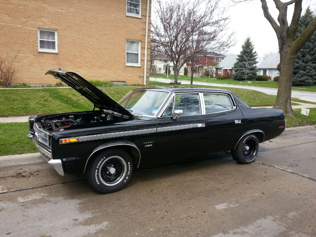 1970 AMC REBEL SST 304 5.0 - 19129092