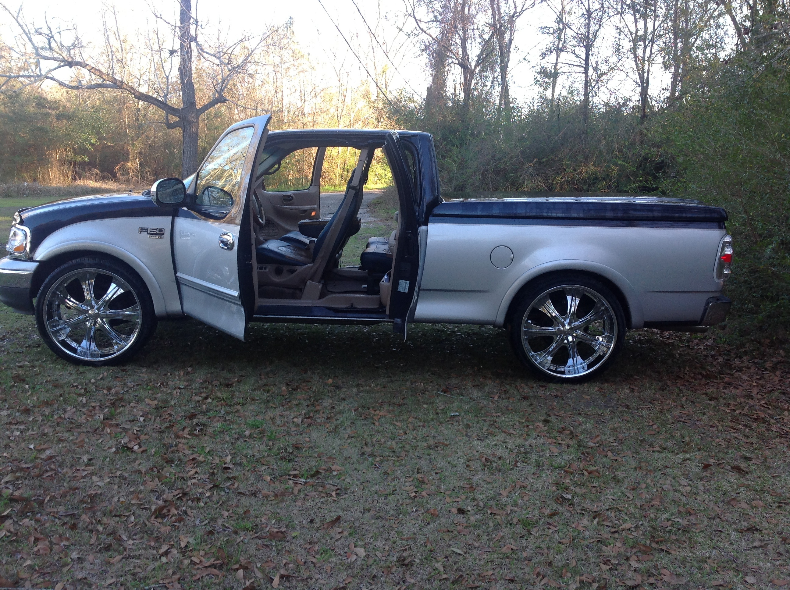 Iculooking 2000 ford f150 super cab - 19040124