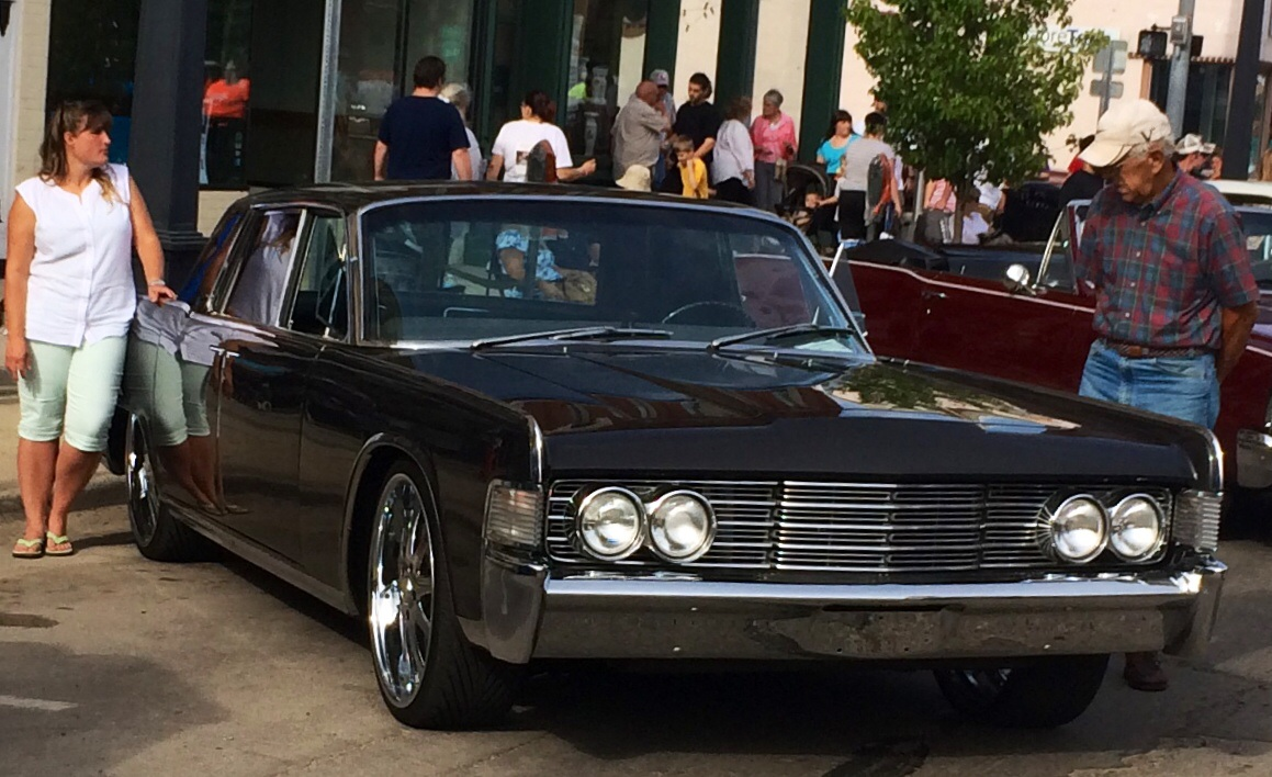 Another 1965 lincoln post - 19063155