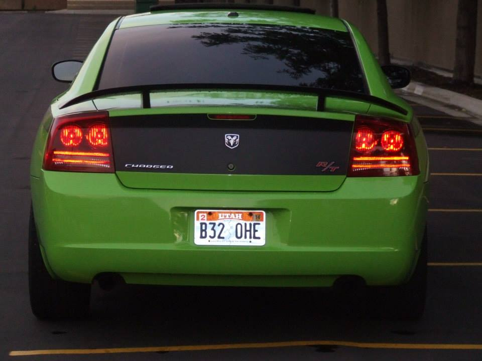 Latest pictures of #1398  Dodge Daytona Lime Green - 19039155