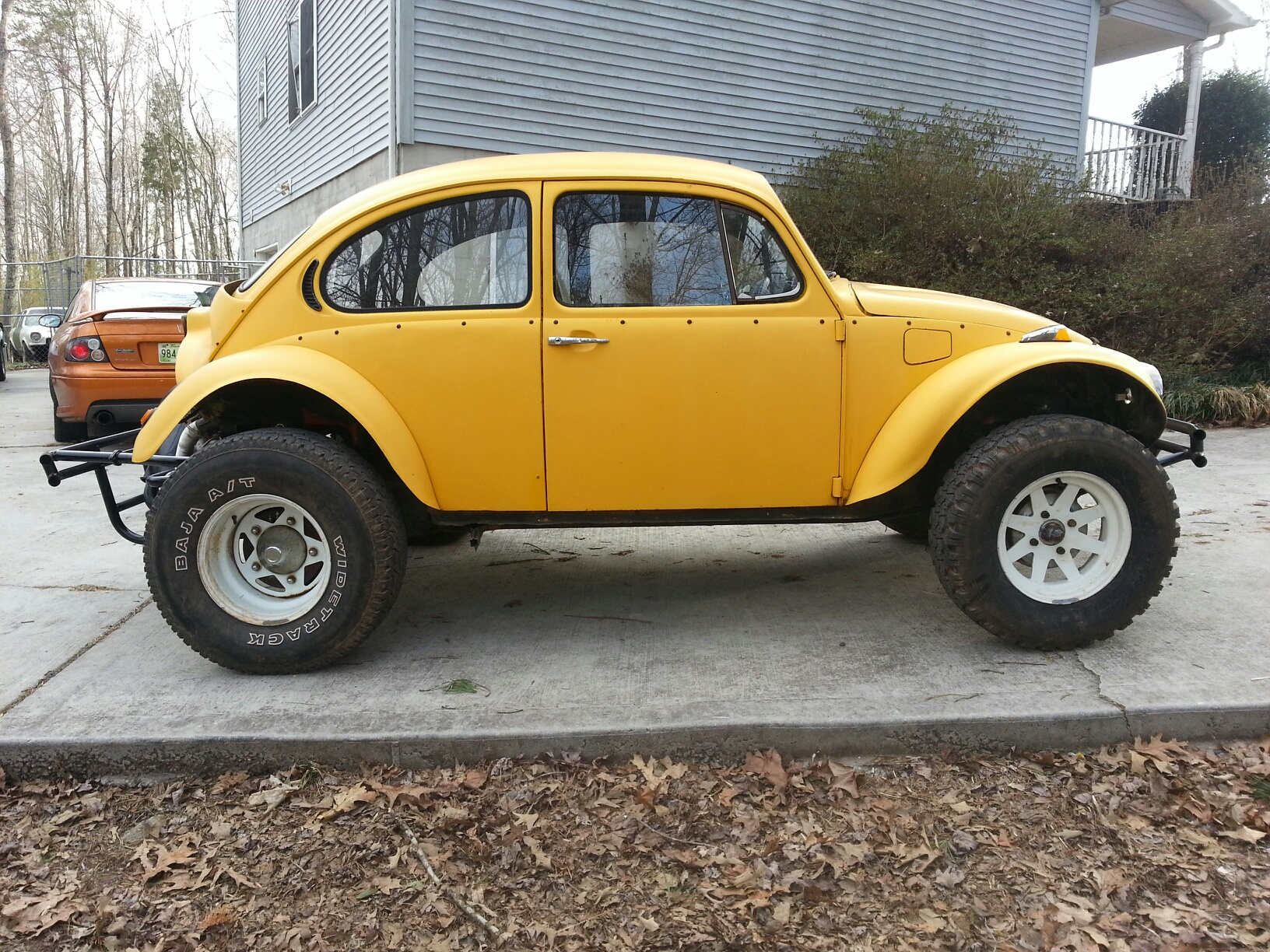 bugdewde 1976 Volkswagen Beetle Specs, Photos, Modification