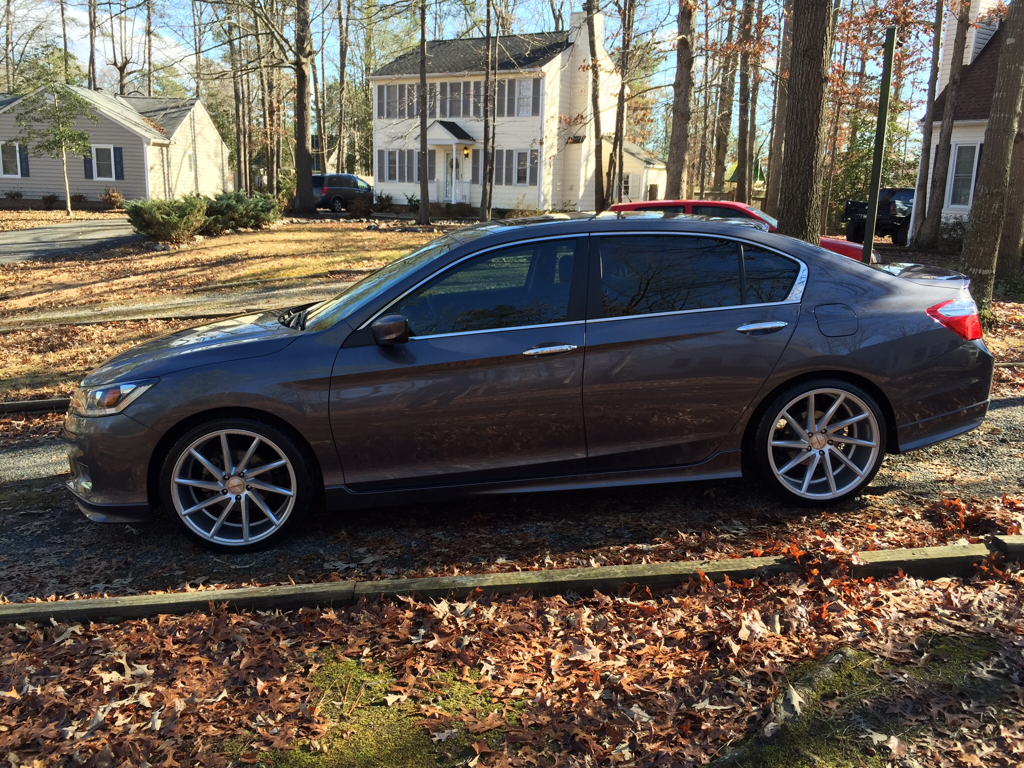 2014 honda accord mods  Coreyrob71 2014 Honda Accord Specs, Photos, Modification Info at ...