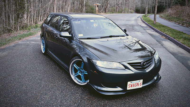 steelwagon6 2004 mazda mazda6s grand sport wagon 4d 39 s photo gallery at cardomain. Black Bedroom Furniture Sets. Home Design Ideas