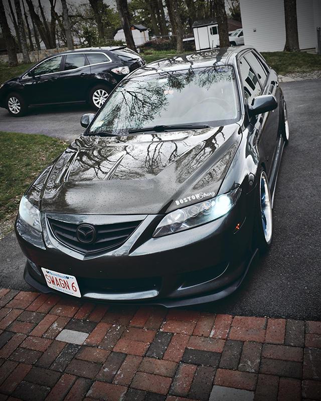 Stance and exterior mods photo 19052263 for Mazdaspeed 6 exterior mods