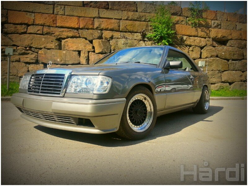 Another Hordi 1989 Mercedes-Benz 300CE post... - 19062263