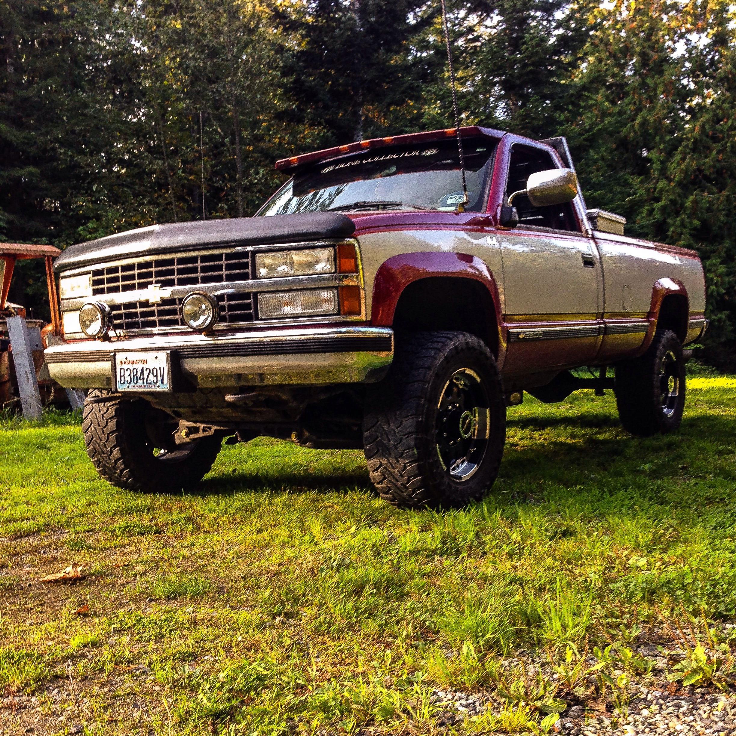 Redneckroadkill 1990 Chevrolet 2500 Regular CabLong Bed