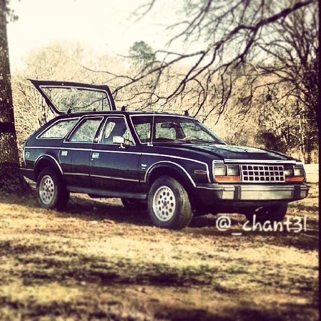 Killrail 1987 AMC Eagle 19043235