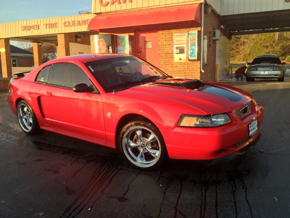 Just Some Pictures of The 1999 Mustang Gt  - 19045208