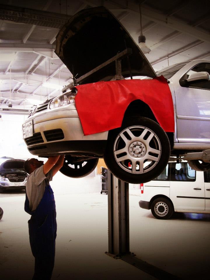 Service time at Volkswagen Egypt-alexandria  - 19029284