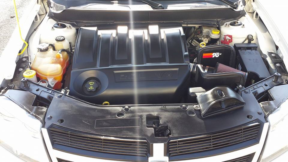 Update: CAI, Engine Cover, and Tuned  - 19109287