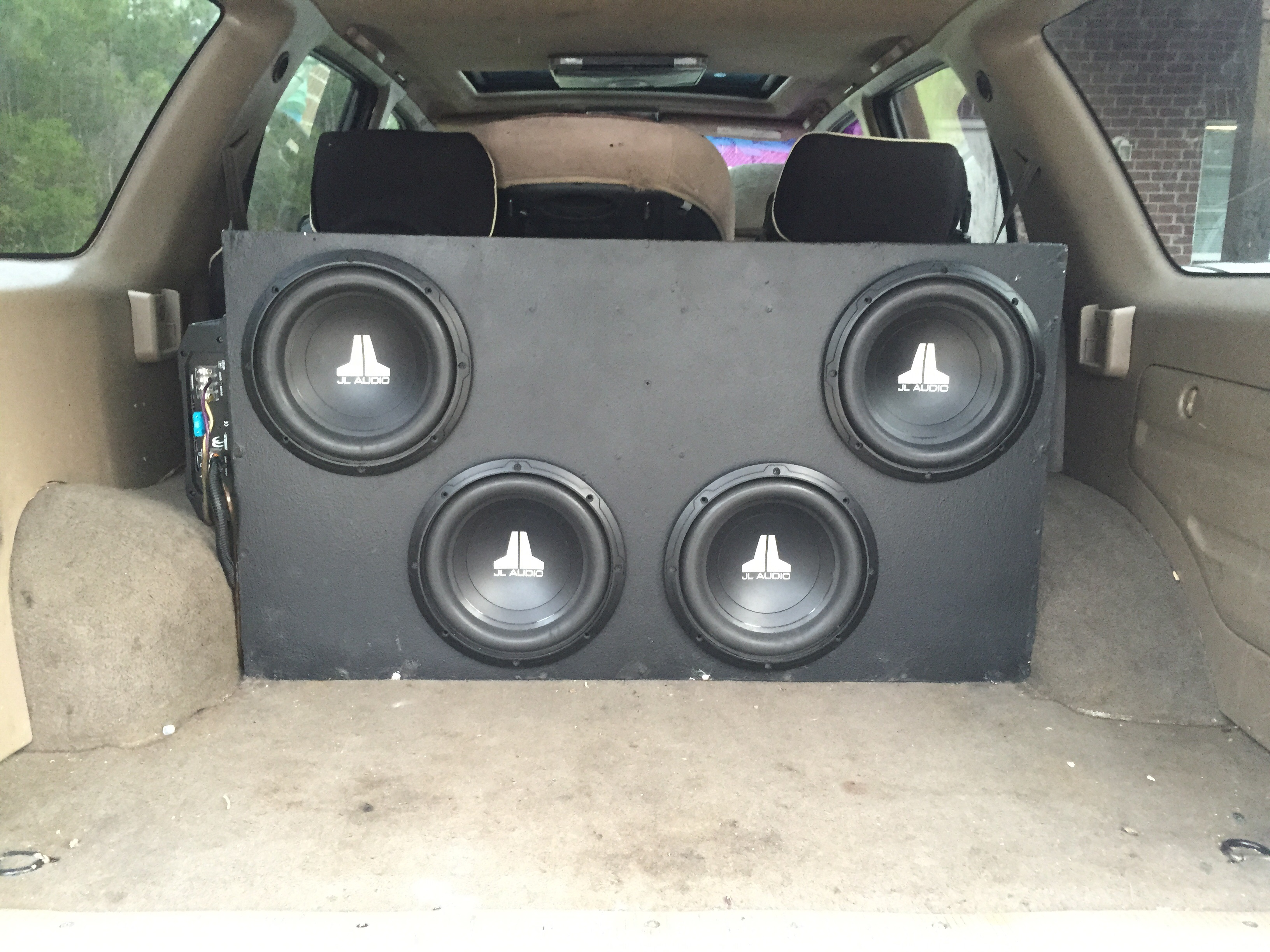 Updated Car audio - 19093303