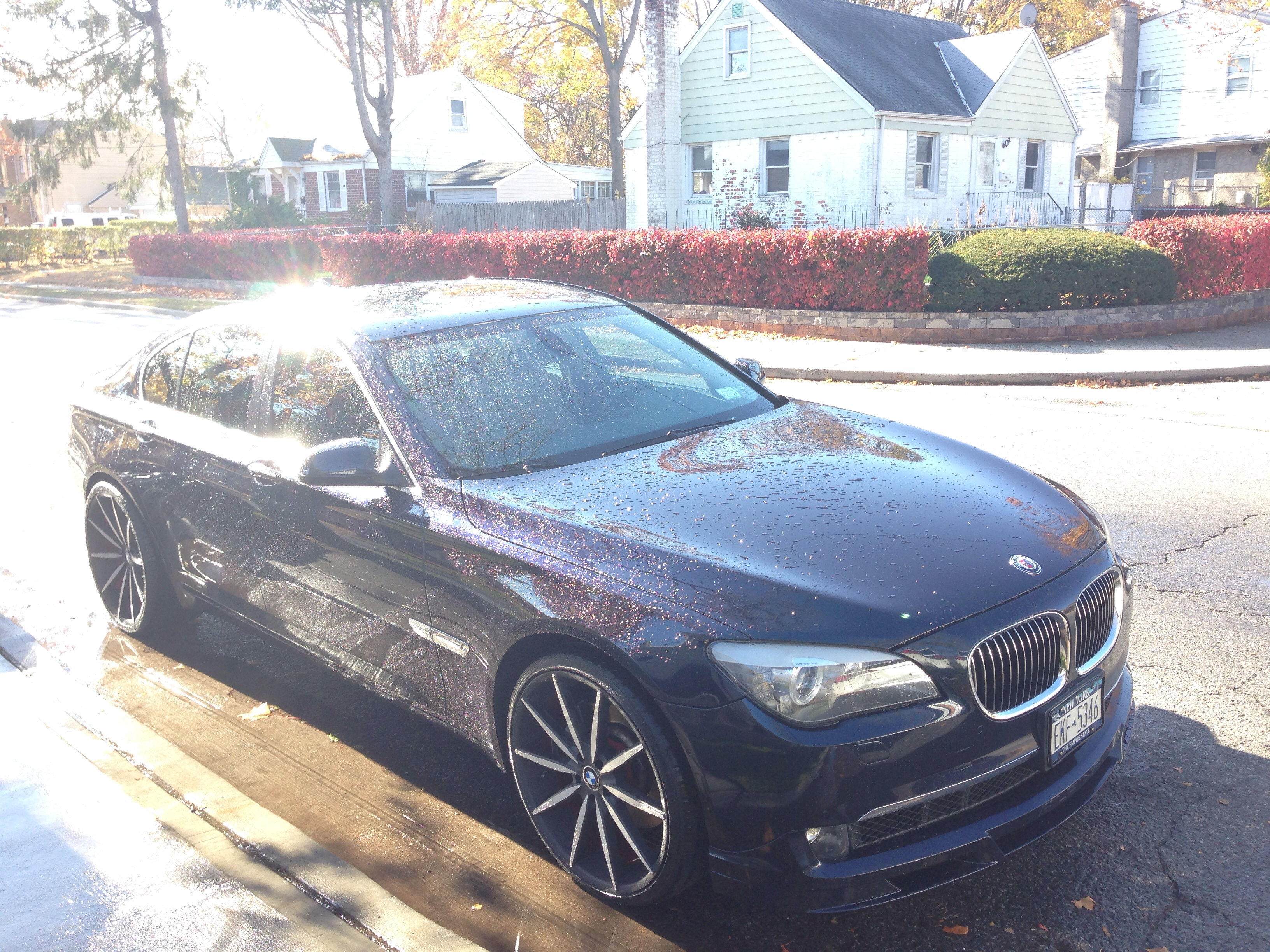 2011 Bmw Alpina B7 xdrive - 19034384