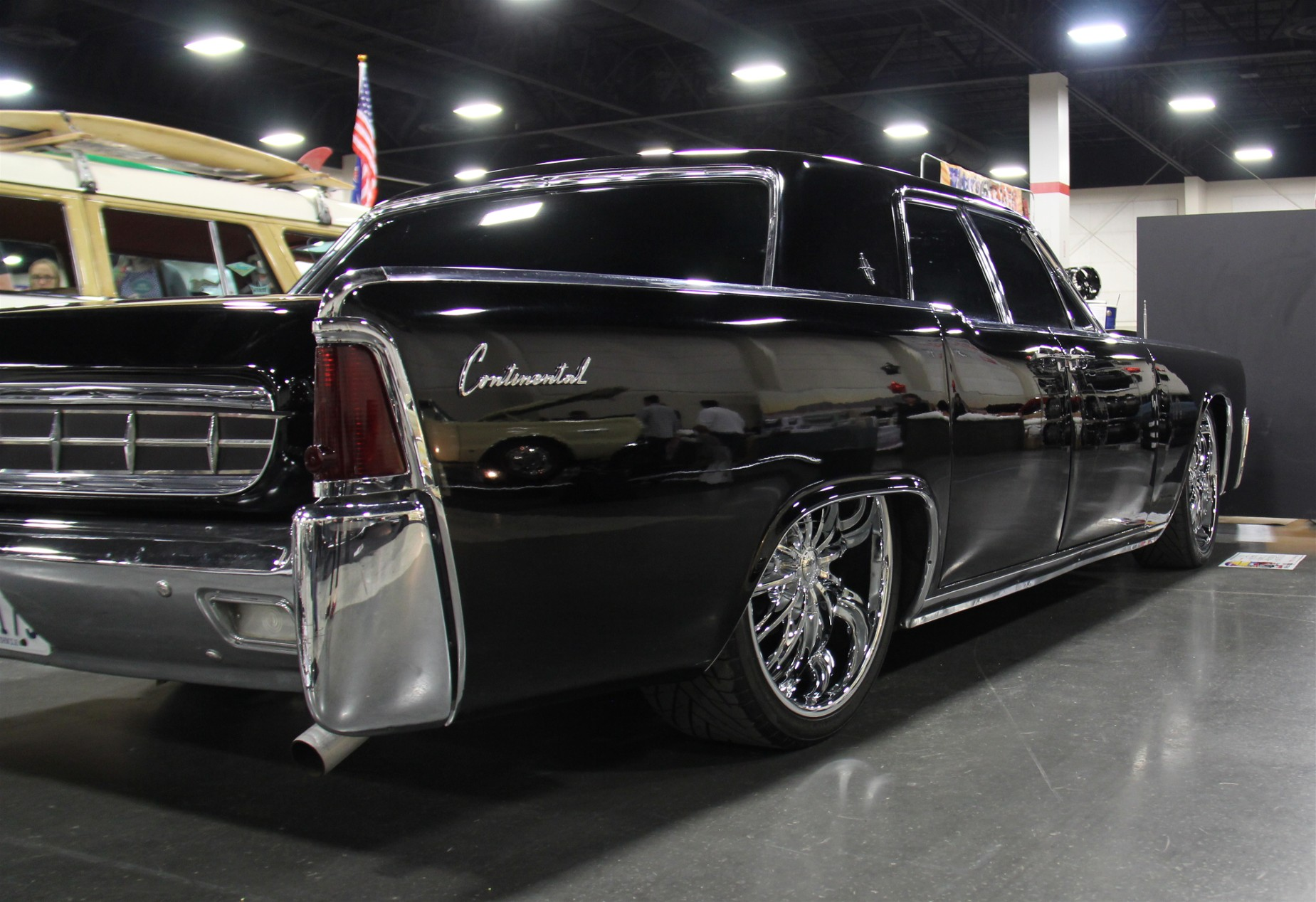 birdster69 1964 lincoln continental specs photos modification info at cardomain. Black Bedroom Furniture Sets. Home Design Ideas