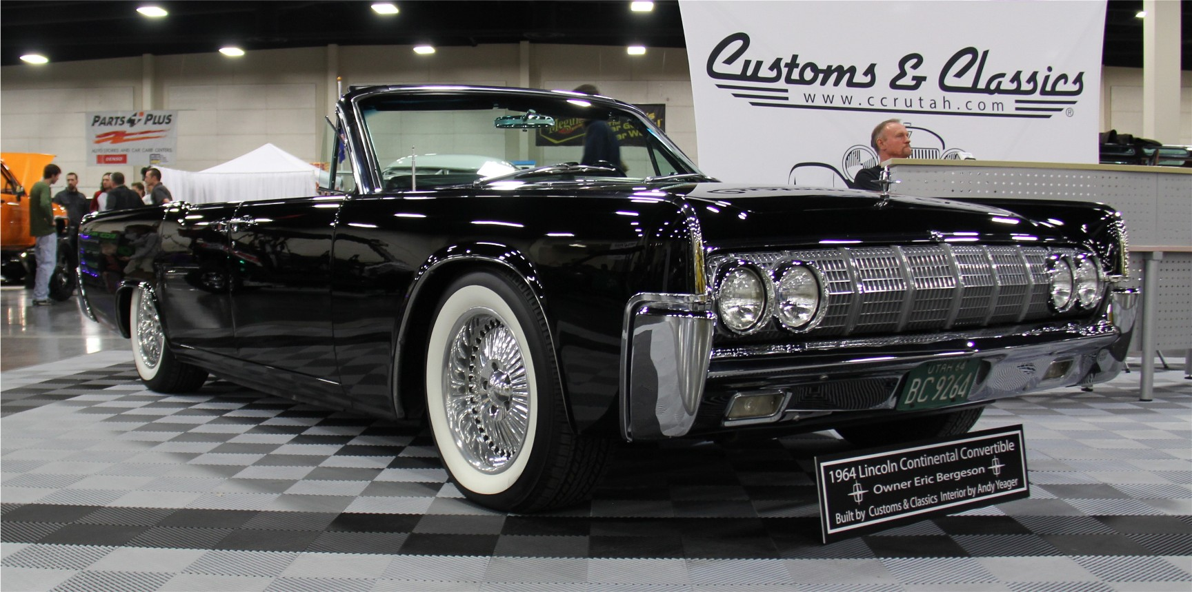 1964 lincoln continental lowering springs 1964 lincoln. Black Bedroom Furniture Sets. Home Design Ideas