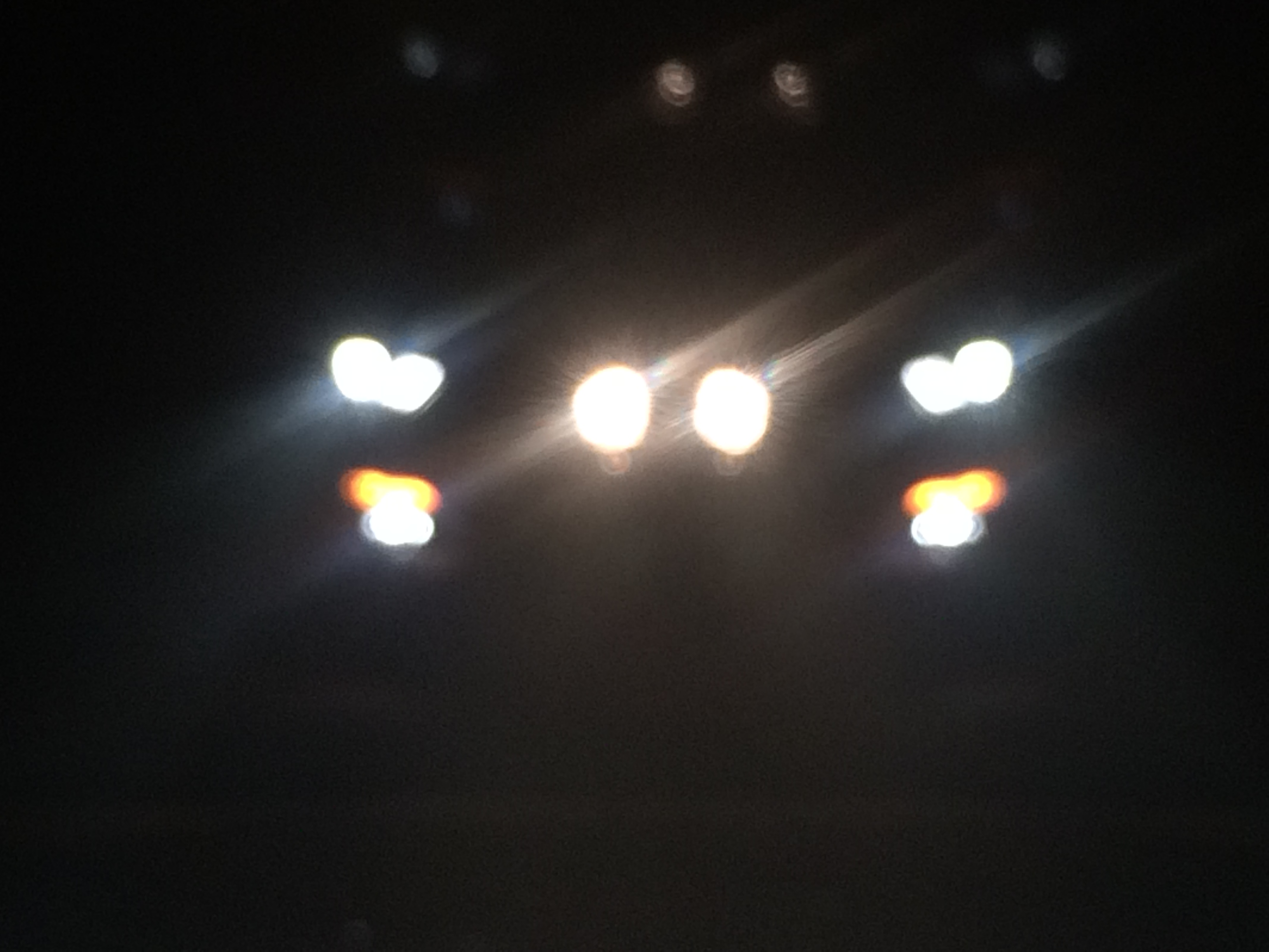Driving Lights - 19134349