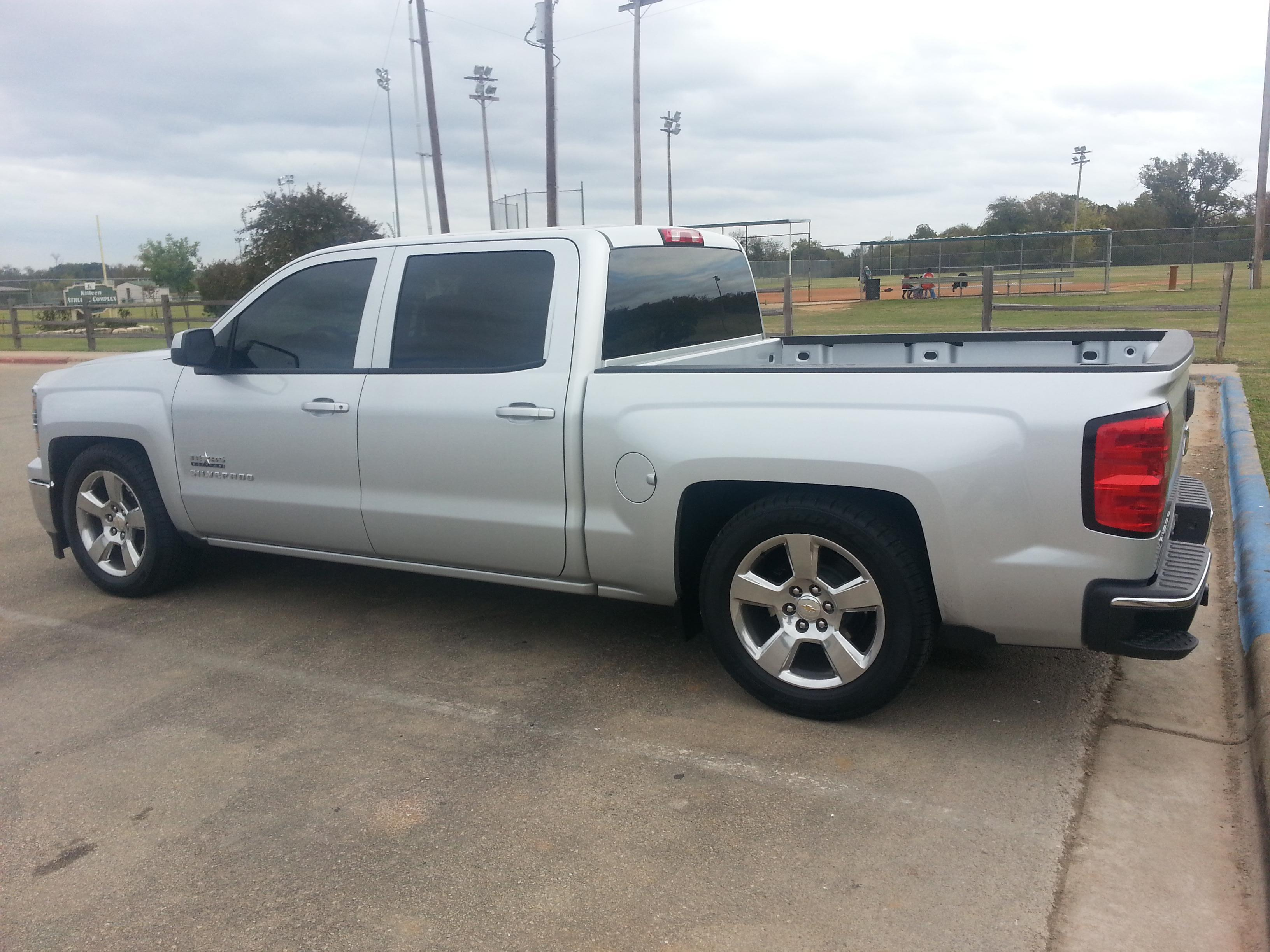 Demex69 2014 Chevrolet Silverado 1500 Crew Cab Specs Photos Modification Info At Cardomain