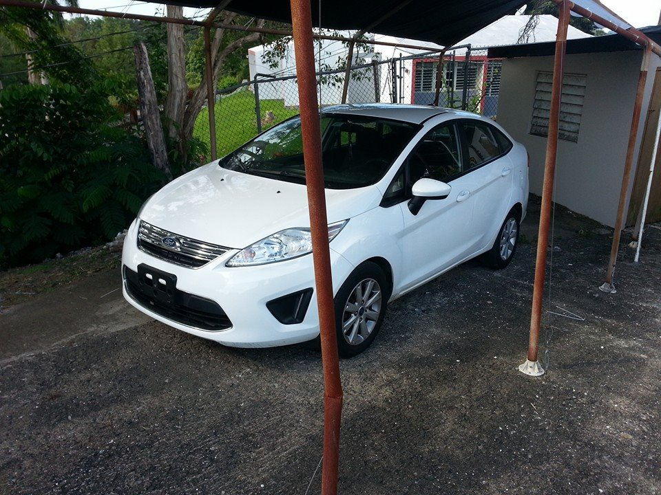 My 2011 Ford Fiesta - 19088338