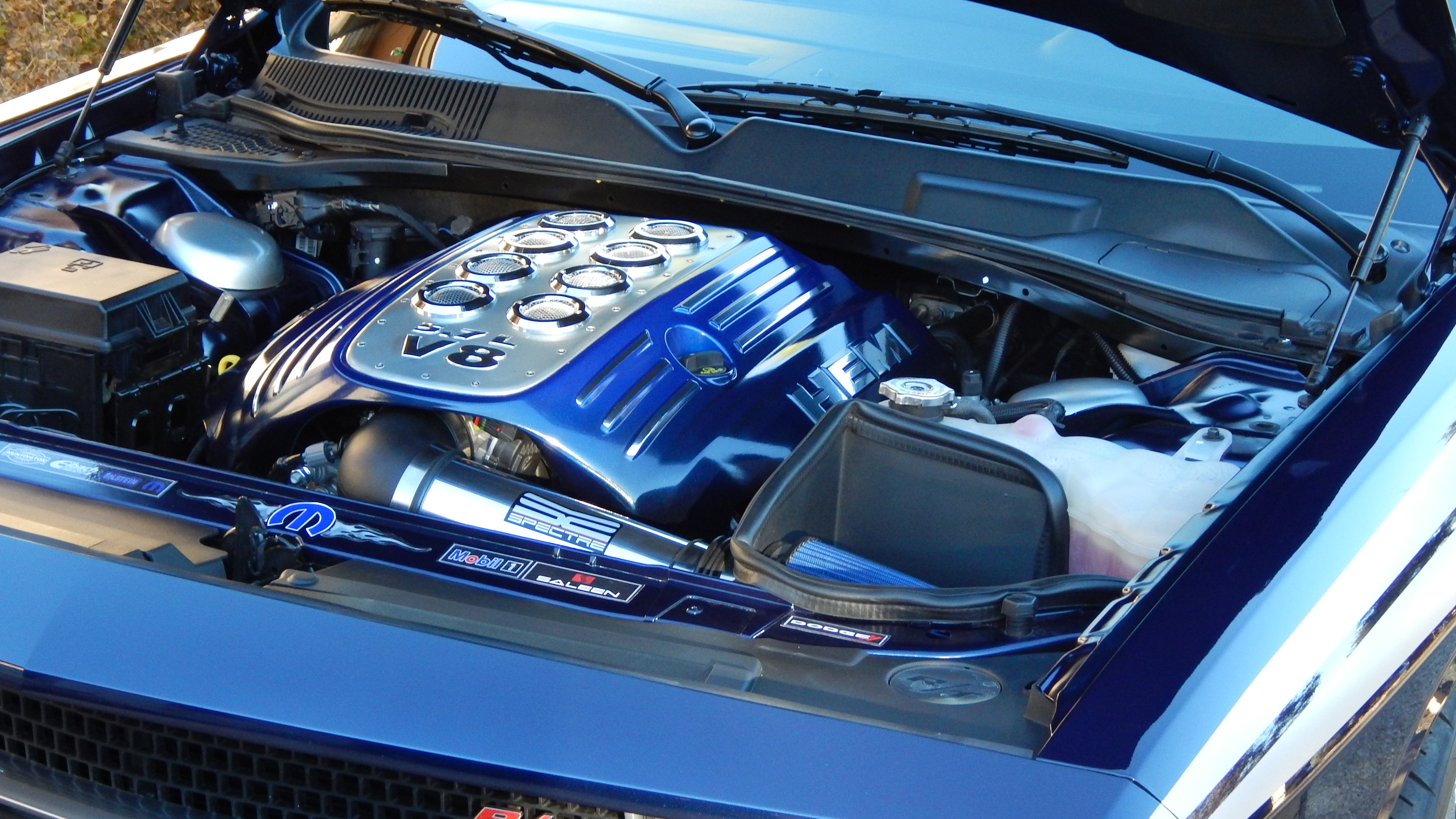 Custom detailed engine bay.............. - 19060450