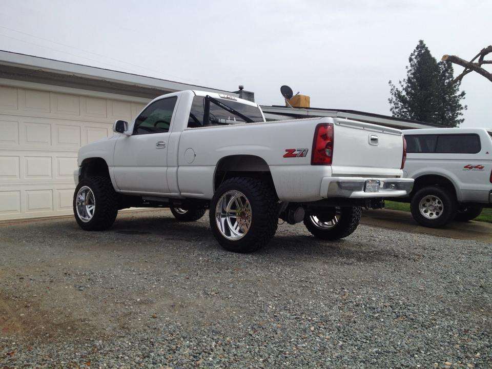 20x12 American Force Rebel SS6s on 33 Toyo MTs - 19040409