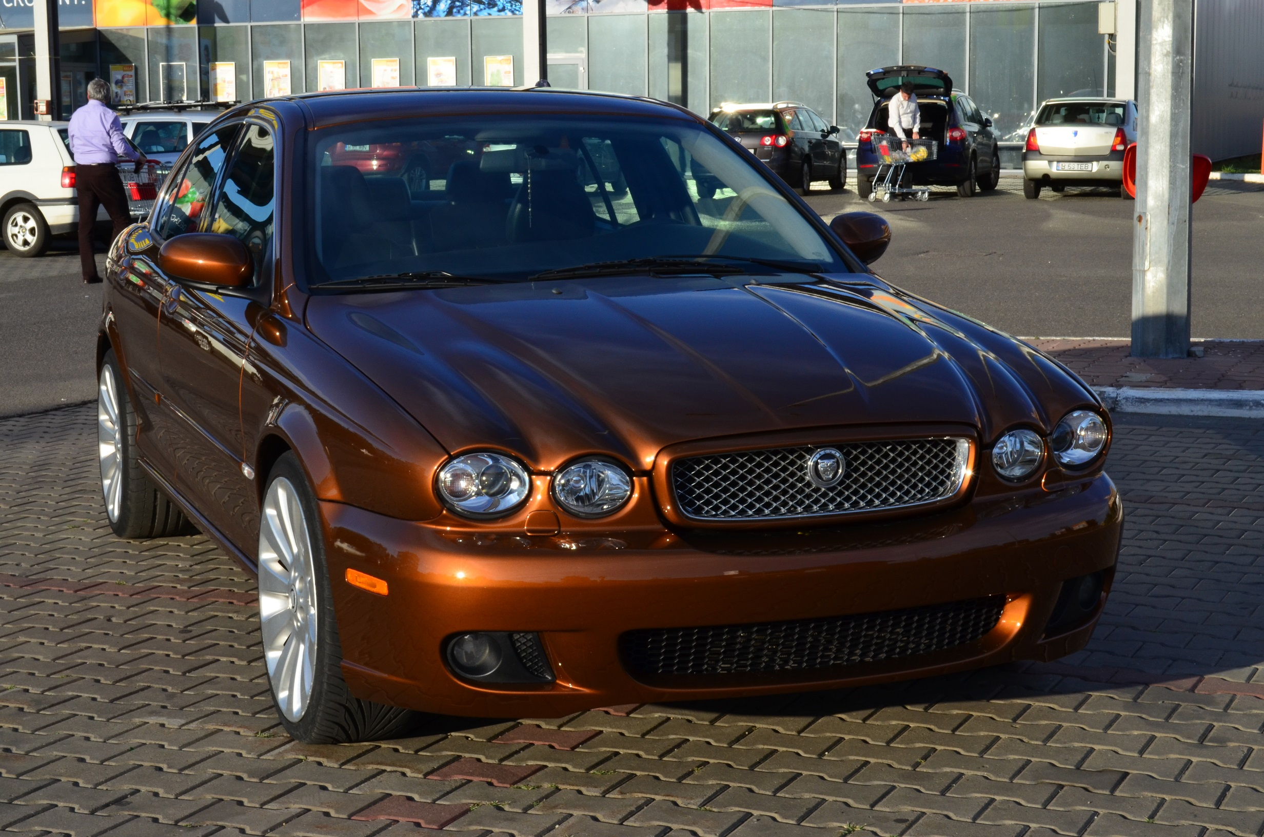 mihaiyrd 2005 jaguar x type specs photos modification info at cardomain. Black Bedroom Furniture Sets. Home Design Ideas