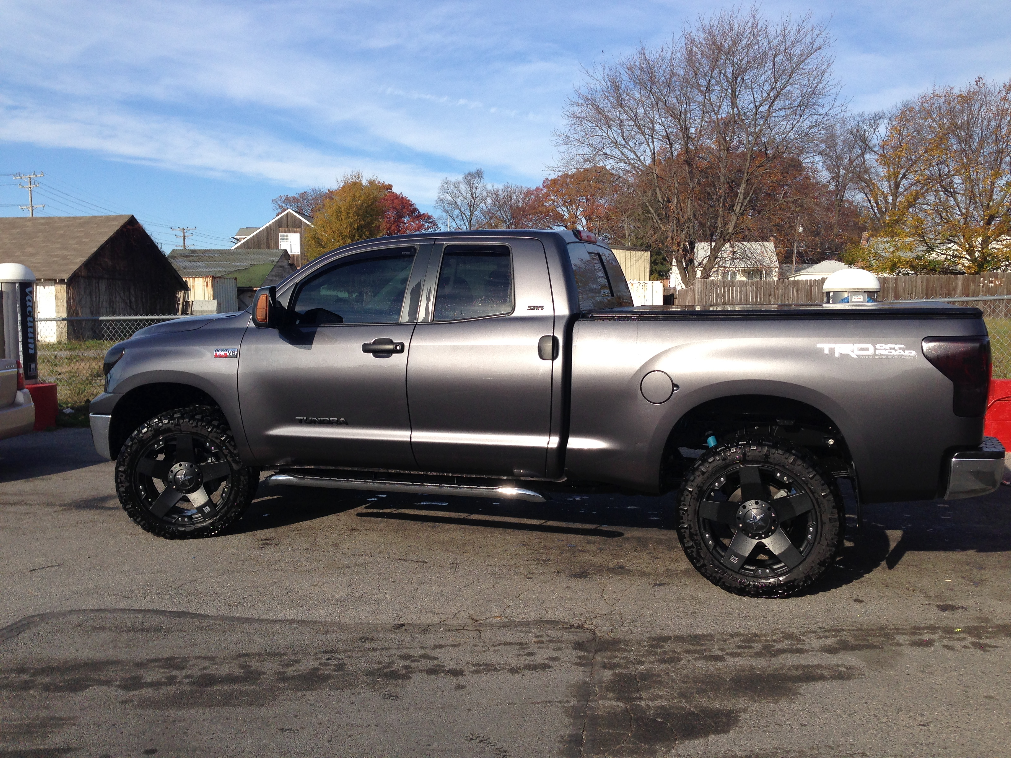 Nickleye 2013 Toyota Tundra Double Cabsr5 Specs Photos